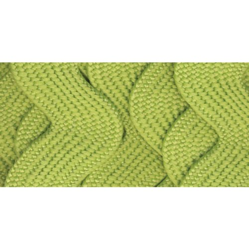Best Review Of Wrights 117-402-922 Polyester Rick Rack Trim, Leaf Green, Jumbo, 2.5-Yard