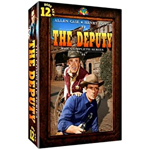 The Deputy - The Complete Series - 76 episodes! 12 DVD Set! movie