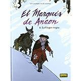 EL MARQUÉS DE ANAON 2. LA VIRGEN NEGRA (CÓMIC EUROPEO)