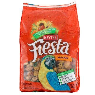 Cheap Kaytee Fiesta Macaw Diet (B008DVS1DG)
