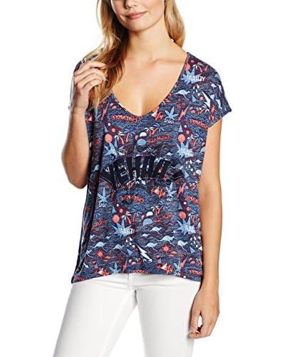 Chiemsee T-Shirt Manica Corta Leonora [Blu]