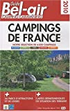 echange, troc Martine Duparc - Campings de France : Guide Bel-air camping-caravaning