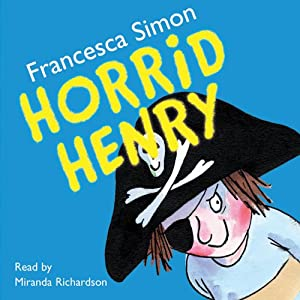 Horrid Henry Audiobook