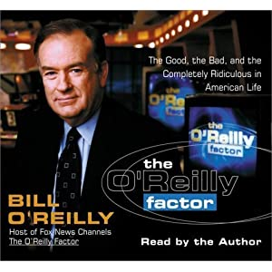 Reilly Factor on The O Reilly Factor  Audio Cd   Amazon Com  Books