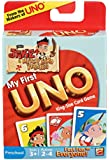 My First UNO Disney's Jake and Never Land Pirates Edition Card Game