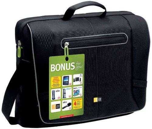"CASE LOGIC PNM-217 17"" Notebook Messenger Bag"