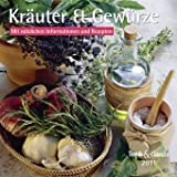 Kräuter & Gewürze  2011. Trends & Classics Kalender