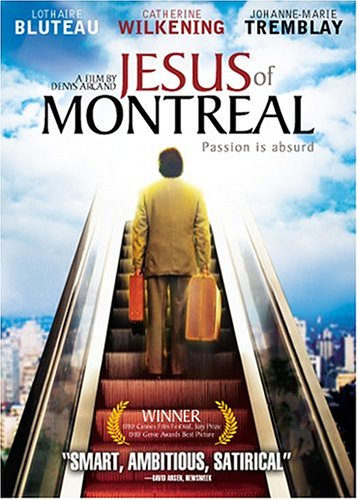 Cover art for  Jesus of Montreal