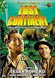 echange, troc Lost Continent (1951) [Import Zone 1]