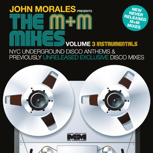 VA – John Morales The M + M Mixes Volume 3 Instrumentals (2CD) (2013) [FLAC]