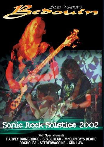 Alan Davey & Bedouin -  Sonic Rock Solstice 2000