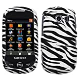 Zebra Print Phone Cover Protector Case for AT&T Samsung Flight II A927