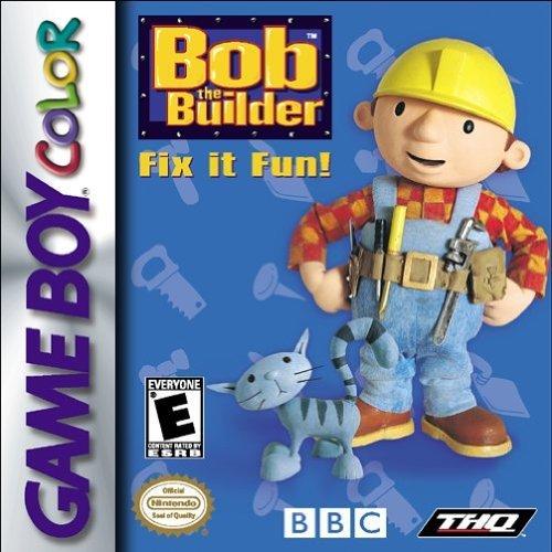 Bob The Builder: Fix It Fun! front-569976