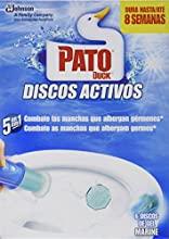 Pato Discos Activos Marine - 36 ml