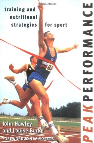 Peak Performance: Training And Nutritional Strategies For Sport