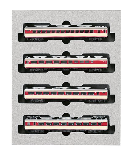 Kato 10-531 151 Express Train Kodama Tsubame 4 Car Add On Set