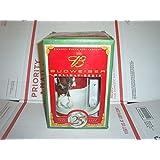 Budweiser Holiday Stein 25 Years Souvenier Mug ~ Anheiser Busch
