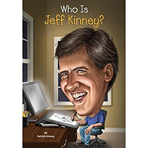 Who Is Jeff Kinney? Audiobook