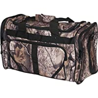 Big Dog Tree Stands Camo Duffle Gear Bag from BIG DOG TREE STANDS