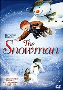 Raymond Briggs The Snowman by Sony Pictures Home Entertainment