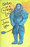 Notes On a Cowardly Lion: Bert Lahr (0747512728) by Lahr, John
