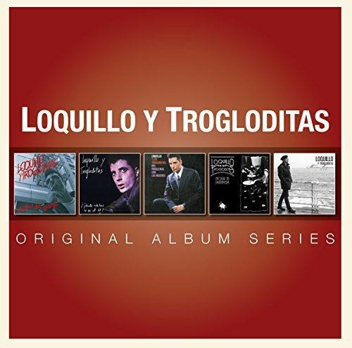 Loquillo Y Trogloditas - Sus mejores temas y su álbum El ritmo del garaje completo - Zortam Music