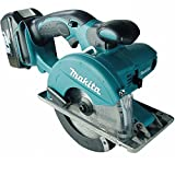 Advanced Makita BCS550Z LXT 18v Cordless Metal Cutting Saw 136mm Blade without Battery Or Charger [Pack of 1] w/Extended Warranty