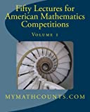 Jane Chen Fifty Lectures for American Mathematics Competitions: Volume 1