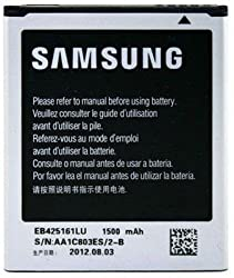 Genuine Original Samsung EB425161LU Battery For Galaxy S Dous S7562 With 6 Months Samsung Warranty + Vat Paid Bill From Techberry.in