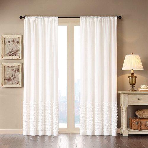 Lightinthebox (One Panel Rod Pocket) Nancy Window Curtain Panel Window Treatment Drape Curtains front-995652