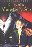 Diary of a Monster's Son (0316152455) by Conford, Ellen