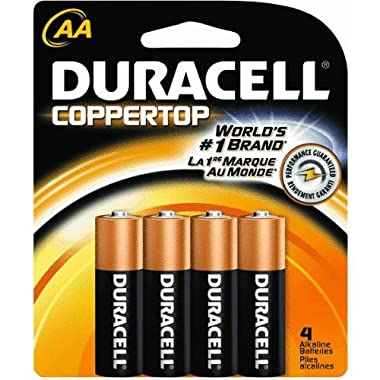 P & G/ Duracell 03561 Popular Alkaline Battery