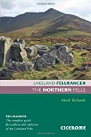 The Northern Fells (Lakeland Fellranger), Mark Richards