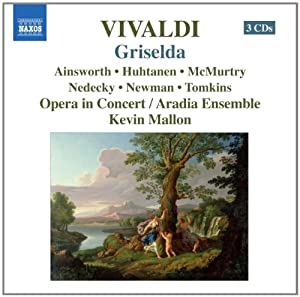 Vivaldi: Griselda
