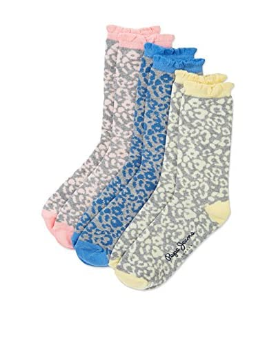Pepe Jeans Pack x 3 Calcetines Mandy