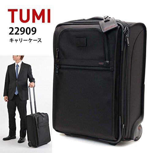 (トゥミ)TUMI 22909DH Alpha Ballistic Travel Lightweight International Slim Carry-On/ライトウェイト インターナショナル スリム Black/ブラック 機内持ち込み対応 [並行輸入品]
