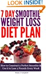 7 Day Smoothie Weight Loss Diet Plan...