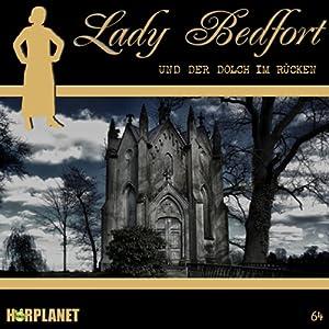 Der Dolch im Rücken (Lady Bedfort 64) Hörspiel