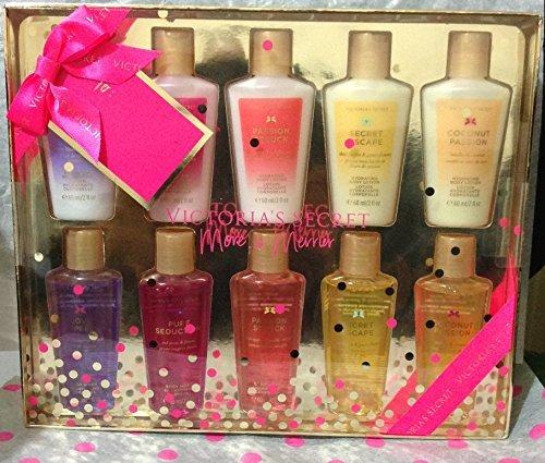 679ca987fe Victoria s Secret 10 Piece Lotion   Body Wash Set Pure Seduction