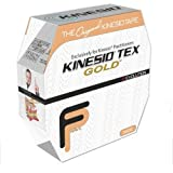 """Kinesio Tex Tape -Color: Beige - 2"""" x 103.3 ft - Economical Clinical Bulk Size Roll"""