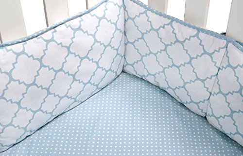 Trend Lab Blue Sky Crib Bumpers