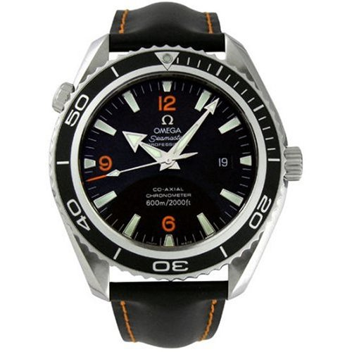 Omega Men's 2900.51.82 Seamaster Planet Ocean Automatic Chronometer Watch