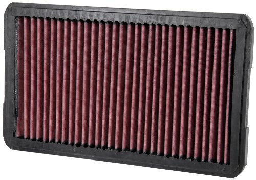 K&N 33-2530 High Performance Replacement Air Filter