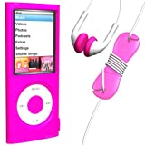 LoopSiliconCase iPodnano4G Starter Pink