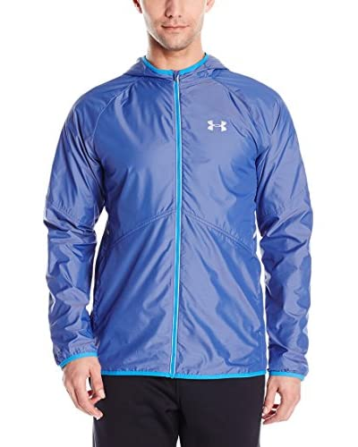 Under Armour Chaqueta Cortavientos Nobreaks Storm 1 Jacket Azul