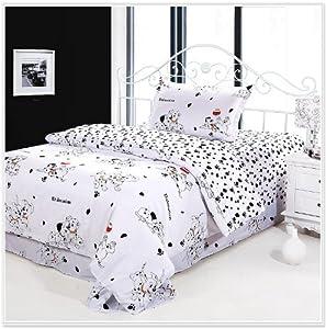 Plush Corgi Twin Bedding
