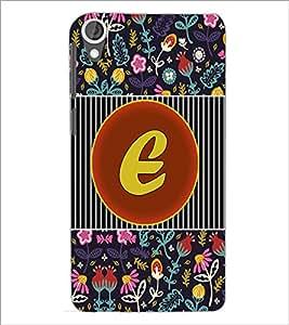 PrintDhaba GRANDbet E D-3126 Back Case Cover for HTC DESIRE 820 (Multi-Coloured)