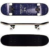 FunTomia Skateboard mit ABEC-11 Kugellager