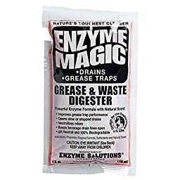 Enzyme Solutions (3000320) Magic Grease and Waste Digester (Pack of 32)