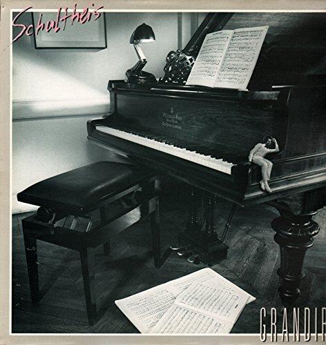 """Jean Schultheis - Grandir (Vinyle, album 33 tours 12"""") Flamophone / Carrère 67.990 , 1983 - Circulez il n'y a rien à voir - Soupçons - Stéréo si mais Mono non - Moi je t'aimais - Grandir - Je suis pervers - Exil - Chassé croisé - Et la vie s'en vient et l'amour s'en va"""